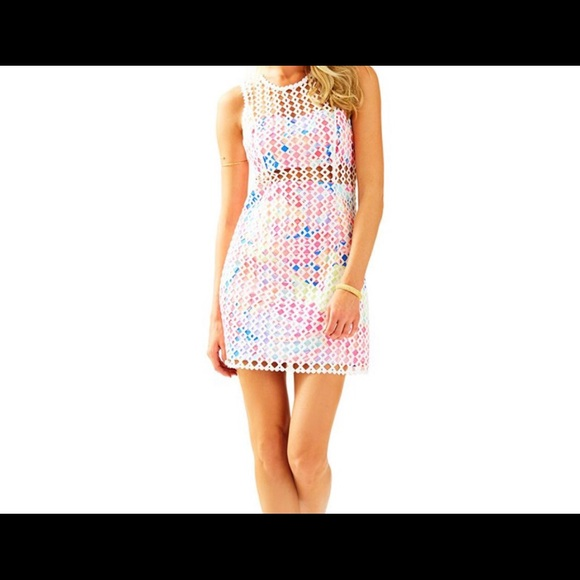 Lily Pulitzer Resort Style Dress New with Tags